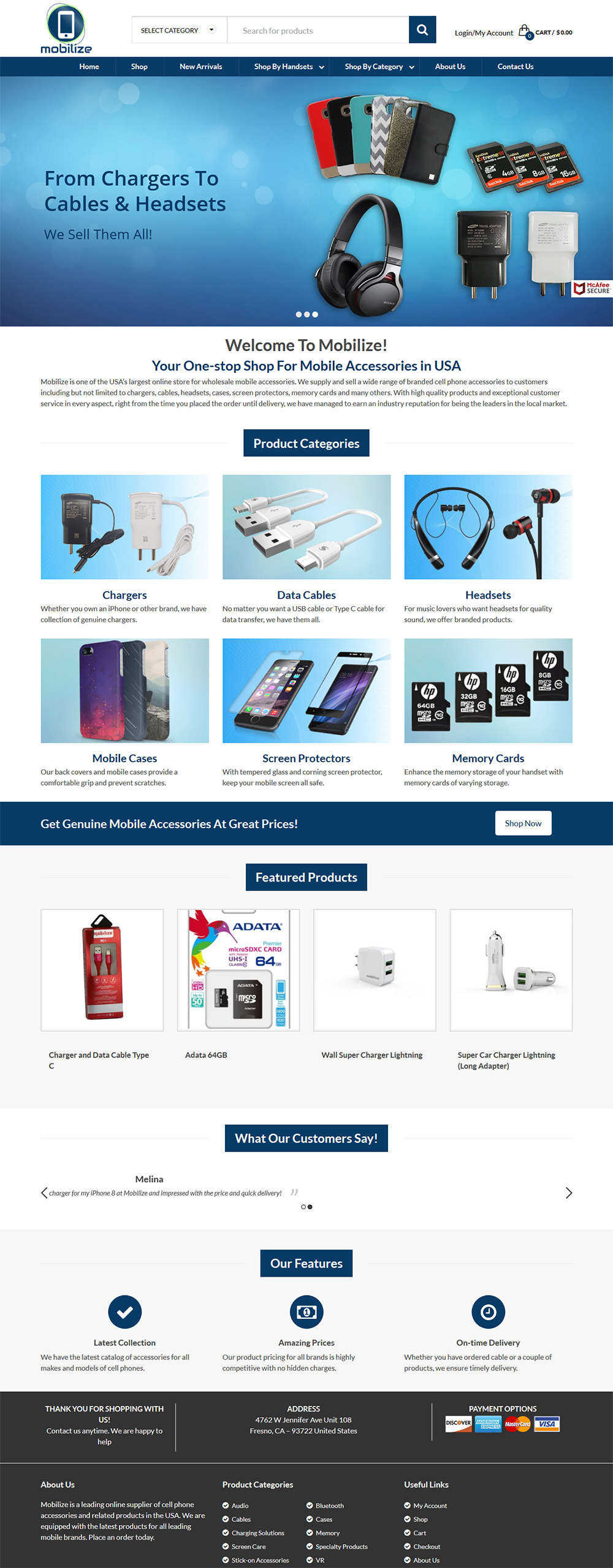 eCommerce Website Design San Jose